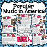 American Popular Music - The 1950's Decade