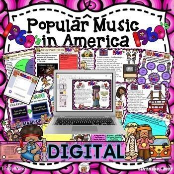 American Popular Music - The 1960's Decade (Digital Version)