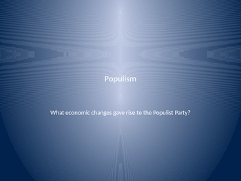 American Populism