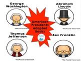 American Presidents Adapted Book Bundle