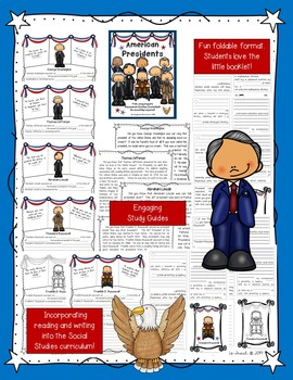 """American Presidents """"Fold and Go"""" Reports"""