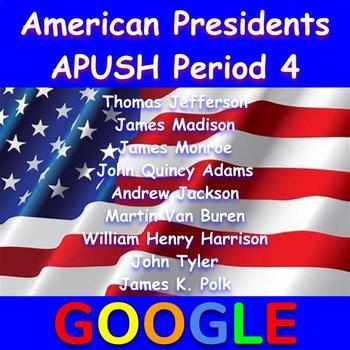 American Presidents: Jefferson - Tyler