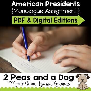Presidential Speech Assignment