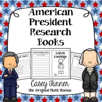 American President Research Books