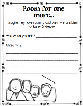 American Presidents and Symbols Bundle...Activities and Crafts