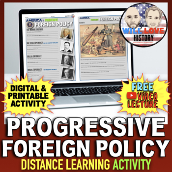 American Progressive Foreign Policy Activity