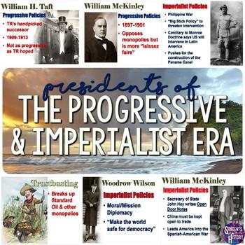 Imperialism and Progressive Era in America PowerPoint