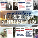 Imperialism and Progressive Era in America PowerPoint