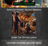 American Protest Independent Learning Virtual Lesson: Baco