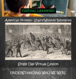 American Protest Independent Learning Virtual Lesson: Shay