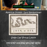 American Protest Independent Learning Virtual Lesson: Stamp Act