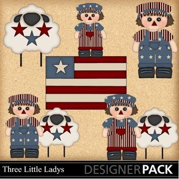 American Rag Doll