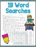 American Reading Company 1B Word Searches