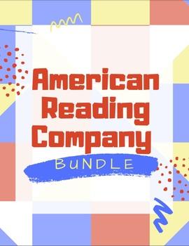American Reading Company IRLA Power Goal Bundle (7 Levels Yellow-Orange!)
