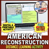 American Reconstruction Activity