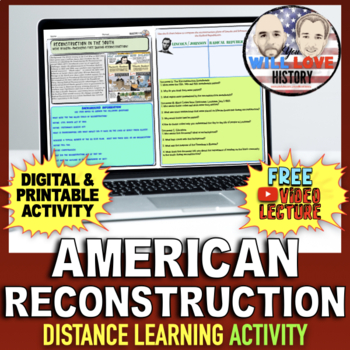 American Reconstruction Activity
