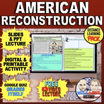 American Reconstruction Bundle