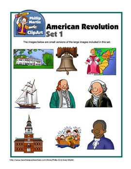 American Revoltion Set One