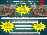 American Revolution Unit & Resource Bundle PowerPoint