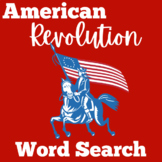 American Revolution Activity
