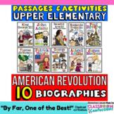 American Revolution: Biographies Reading Passages: Revolutionary War