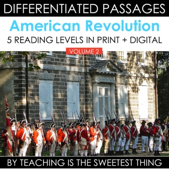 American Revolution Vol. 2: Passages