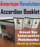 American Revolution Activity: George Washington, US Constitution etc