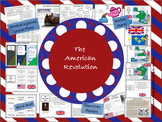 American Revolution Notebook, Bulletin Board Set & More