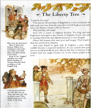 American Revolution 4th Grade Guidebook 2.0 Lessons 1-4