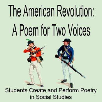 American Revolution: A Poem for two Voices