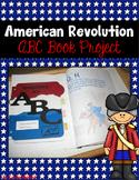 American Revolution ABC Book Project
