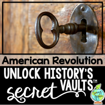 American Revolution Bell Ringers, US Revolutionary War Early Finishers Activity