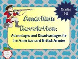 American Revolution: Advantages and Disadvantages