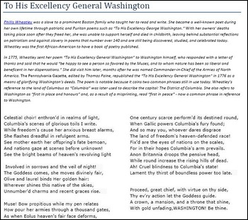 American Revolution Alternate Perspectives Analysis Worksheet