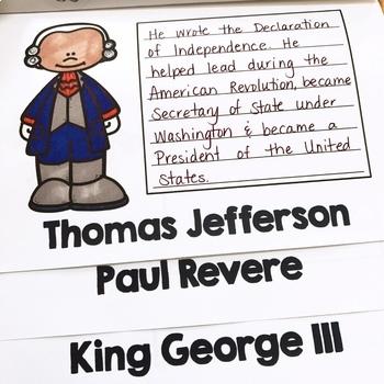 American Revolution Assessments