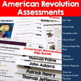 American Revolution Assessments