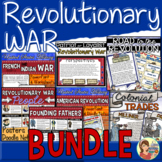 American Revolution (BUNDLE)