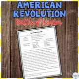 American Revolution - Battle of Trenton