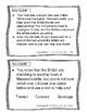 American Revolution Battles Escape Room: Breakout EDU Kit(s) Required