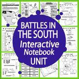 American Revolution Battles in the South (Interactive) Revolutionary War Battles