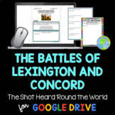 American Revolution Battles of Lexington and Concord