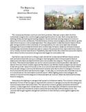 American Revolution (Battles of Lexington and Concord) MJ
