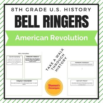 American Revolution Bell Ringers