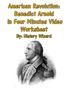 American Revolution: Benedict Arnold in Four Minutes Video