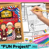 American Revolution: Research Project: US History: Revolutionary War