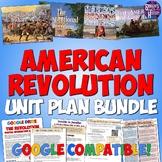 American Revolution Complete Unit Set