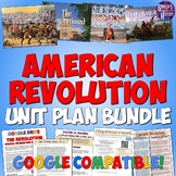 American Revolution Complete Unit Set