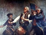 American Revolution Bundle:  2 ppts, DBQ, Puzzles, Test, Internet Assignment