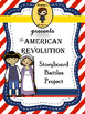 American Revolution Bundle Battle Story Board I Have Who Has Declaration Signer