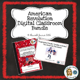 American Revolution Bundle for the Digital Classroom